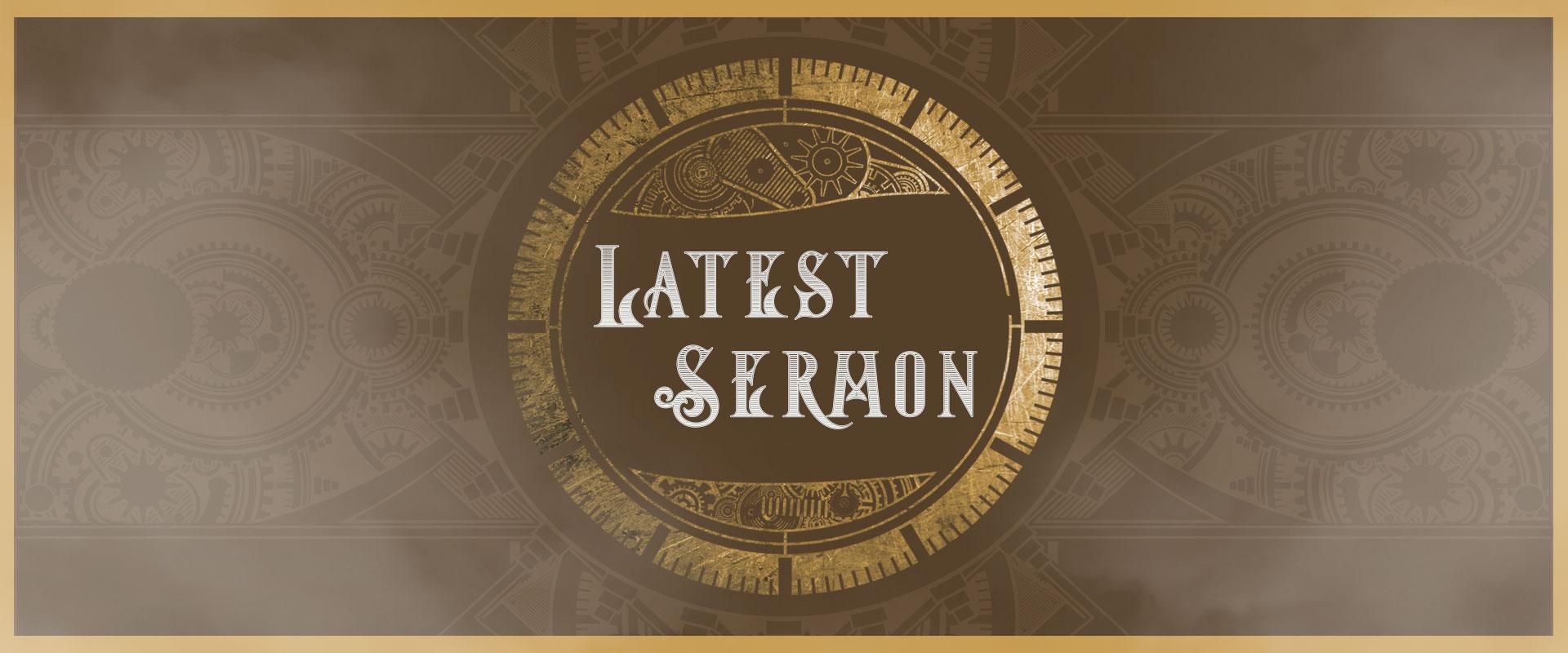 latest sermon built for action