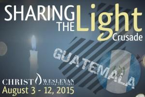 Sharing the Light Crusade Guatemala