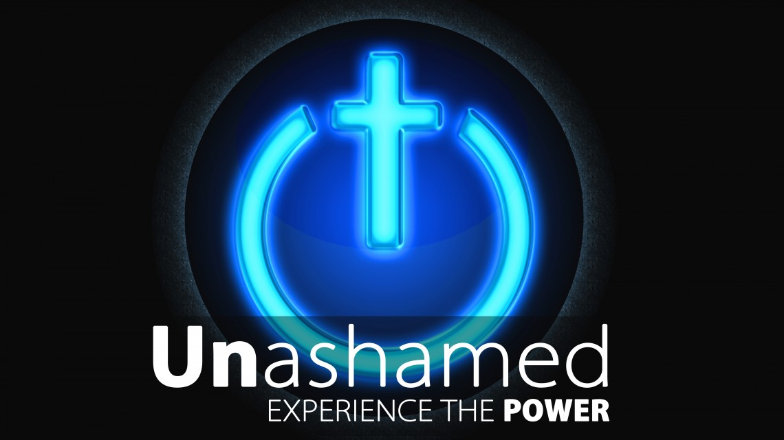 Unashamed Sermon Art