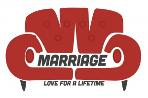 Marriage Ministry Logo with White Background
