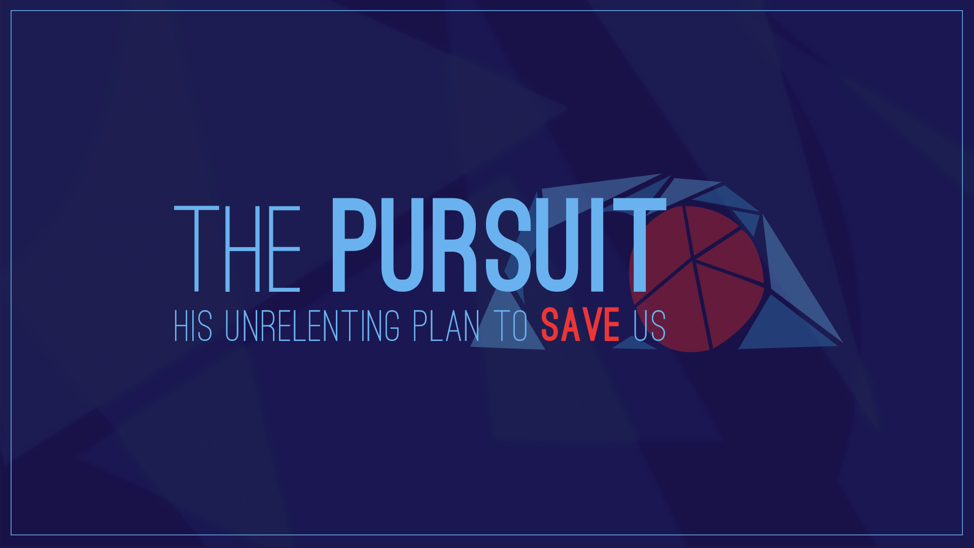The Pursuit Main Logo