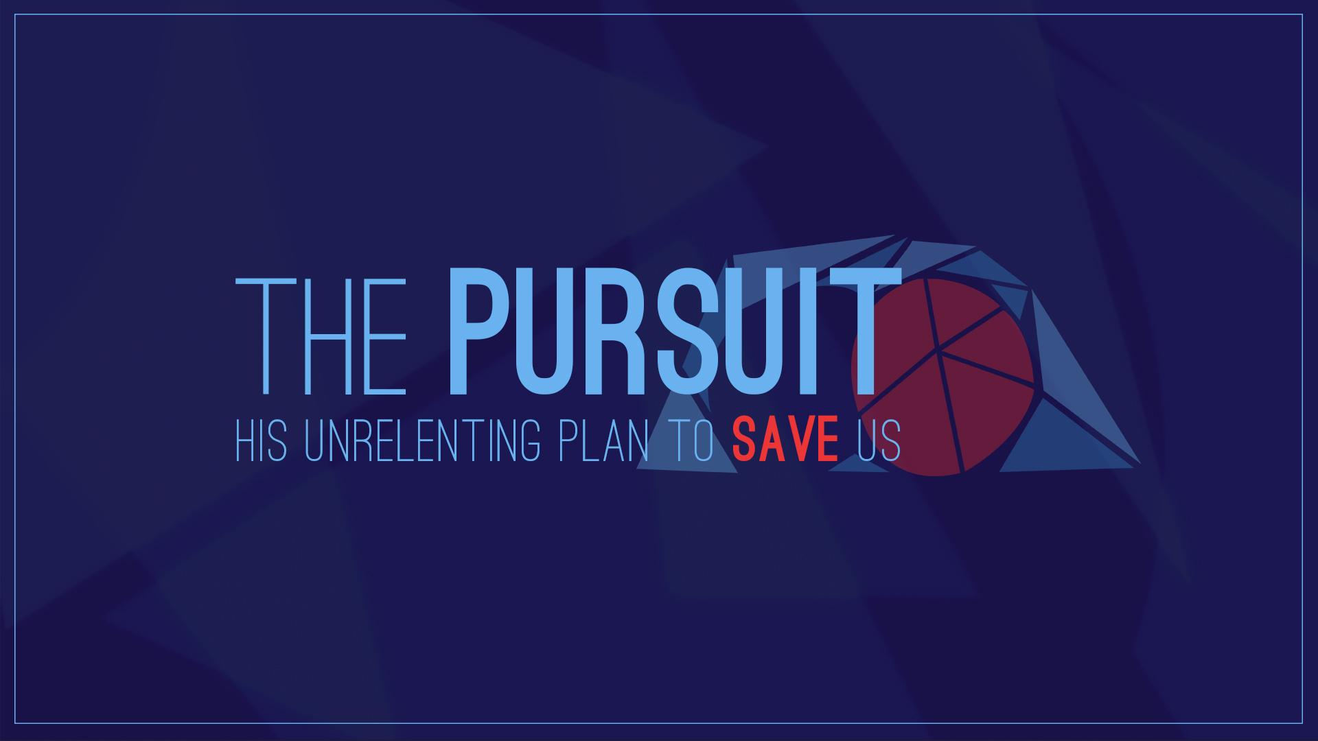 The Pursuit Main Logo
