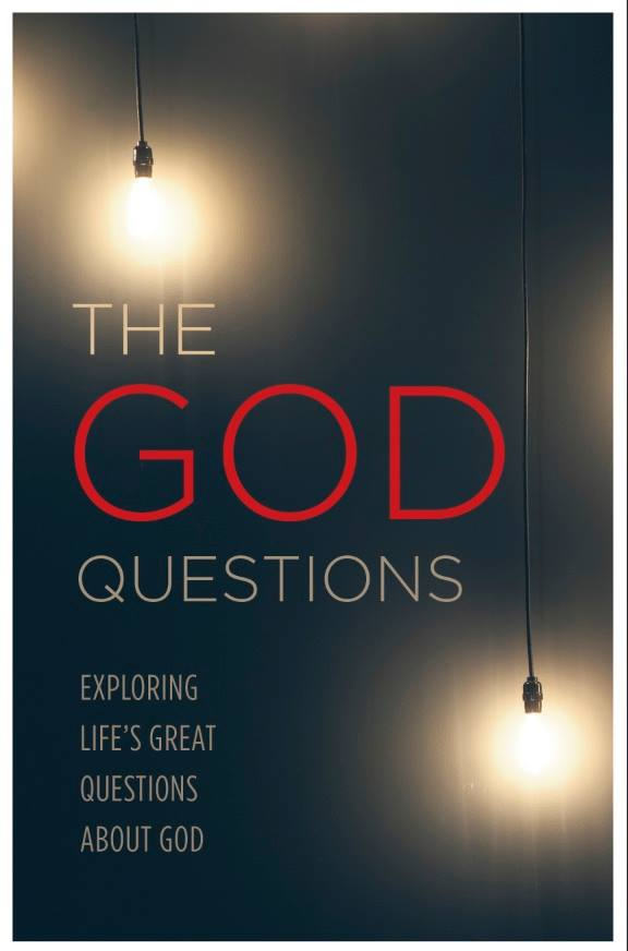 The God Questions Book Cover