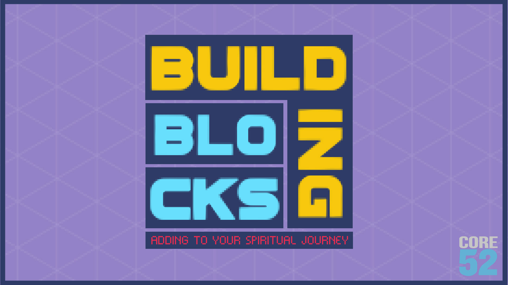Building Blocks Series