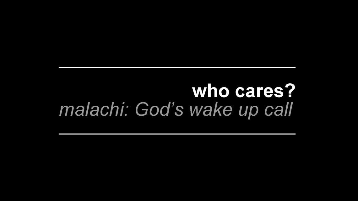 Who-Cares
