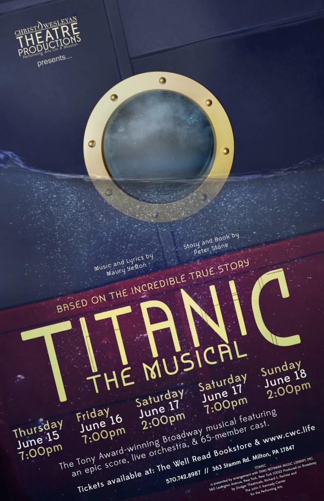 Titanic Poster 2017