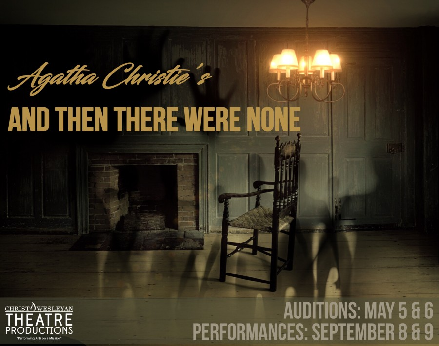 And Then There Were None Auditions Image