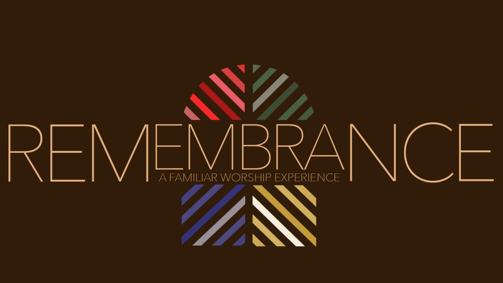 Remembrance Logo Color