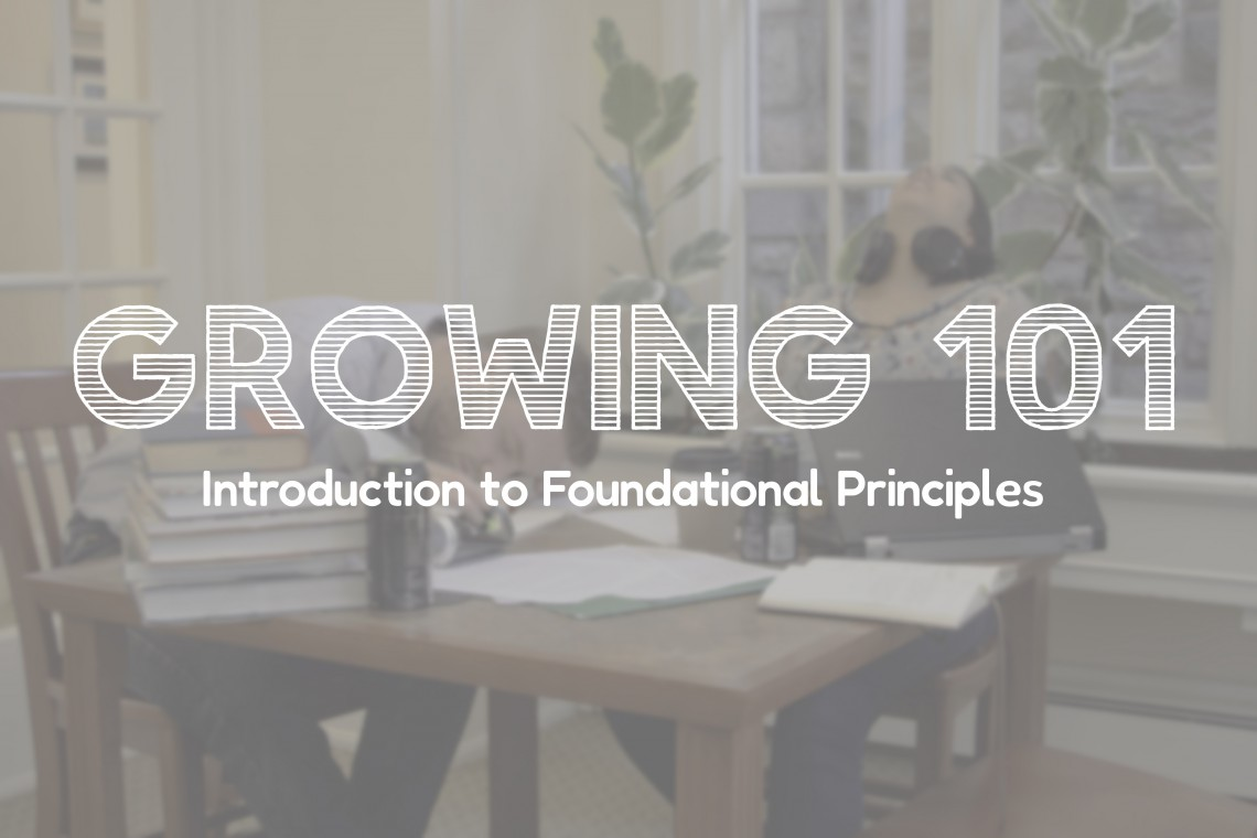 Growing 101 Logo