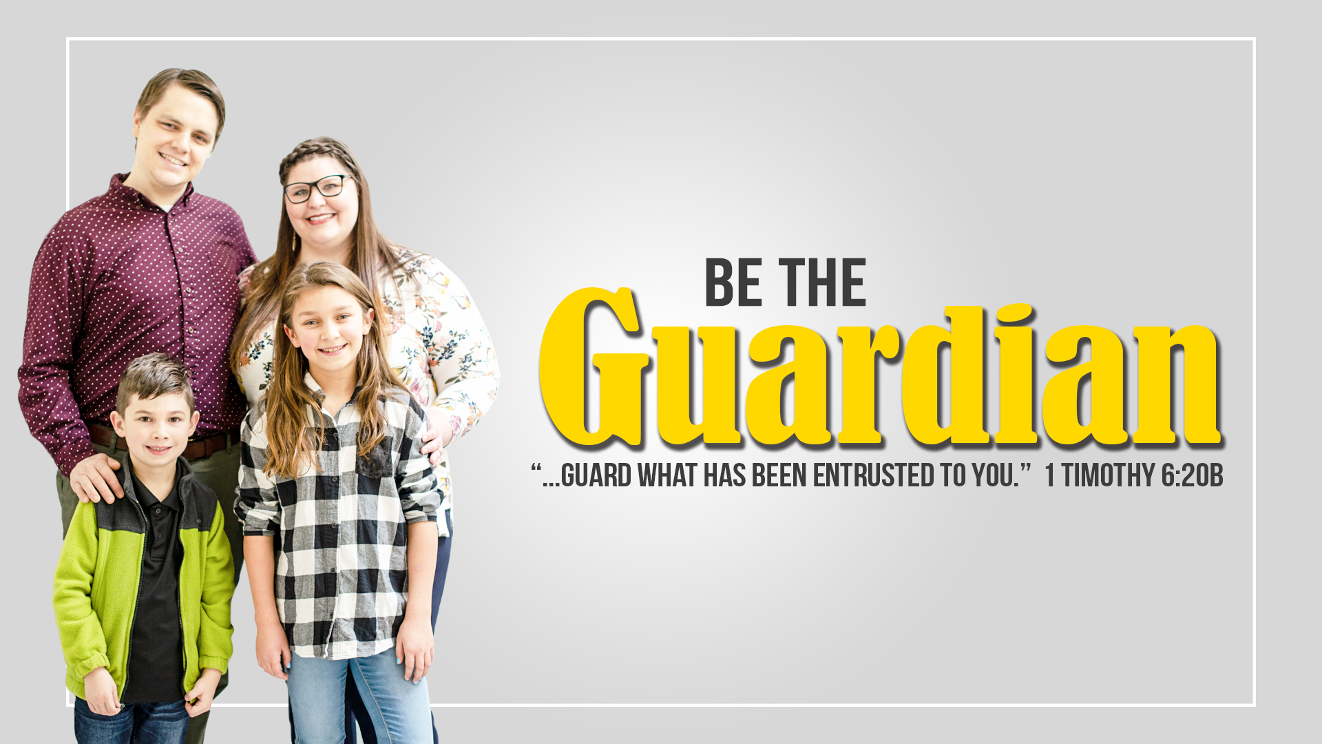 Be the Guardian