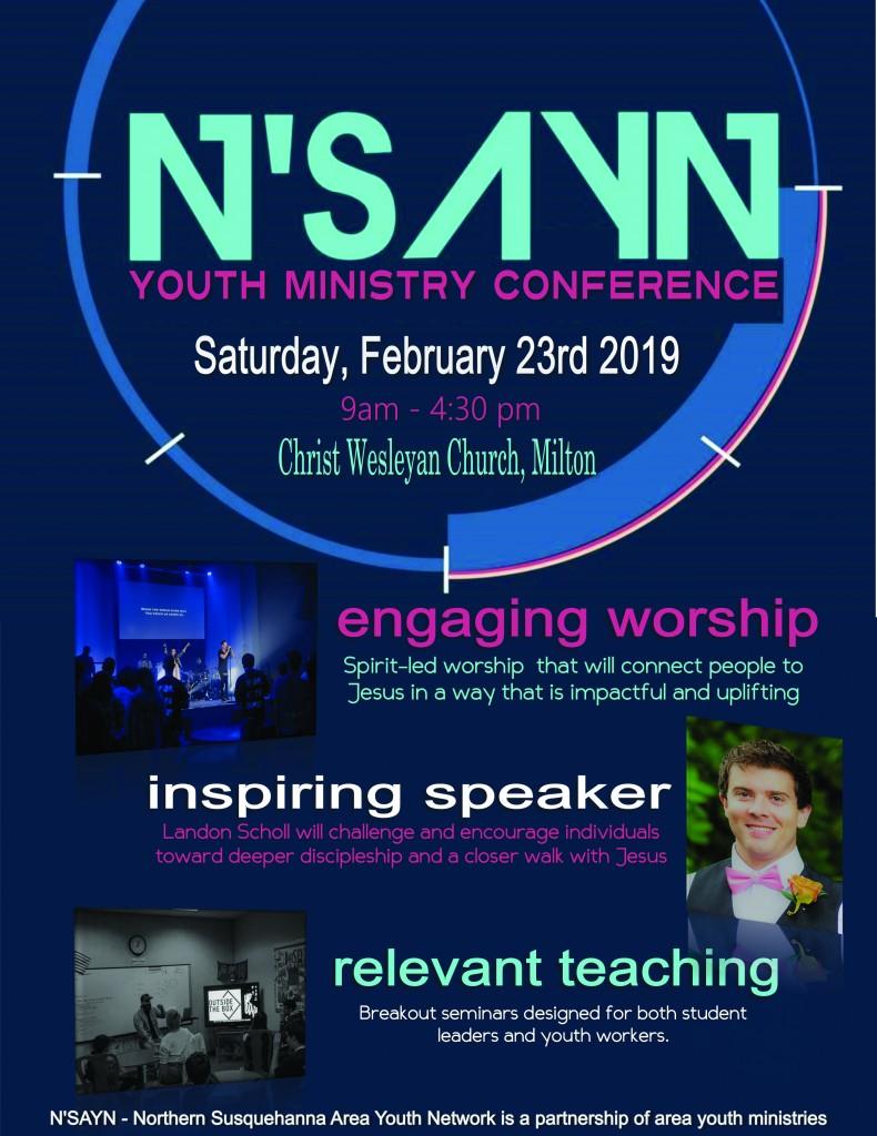 nsayn flyer 2019
