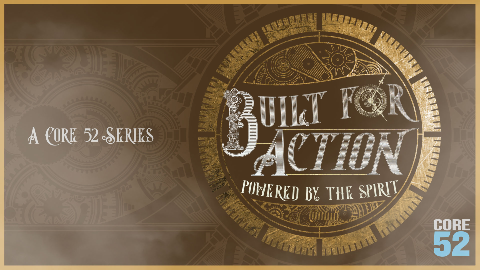 Built for Action Series