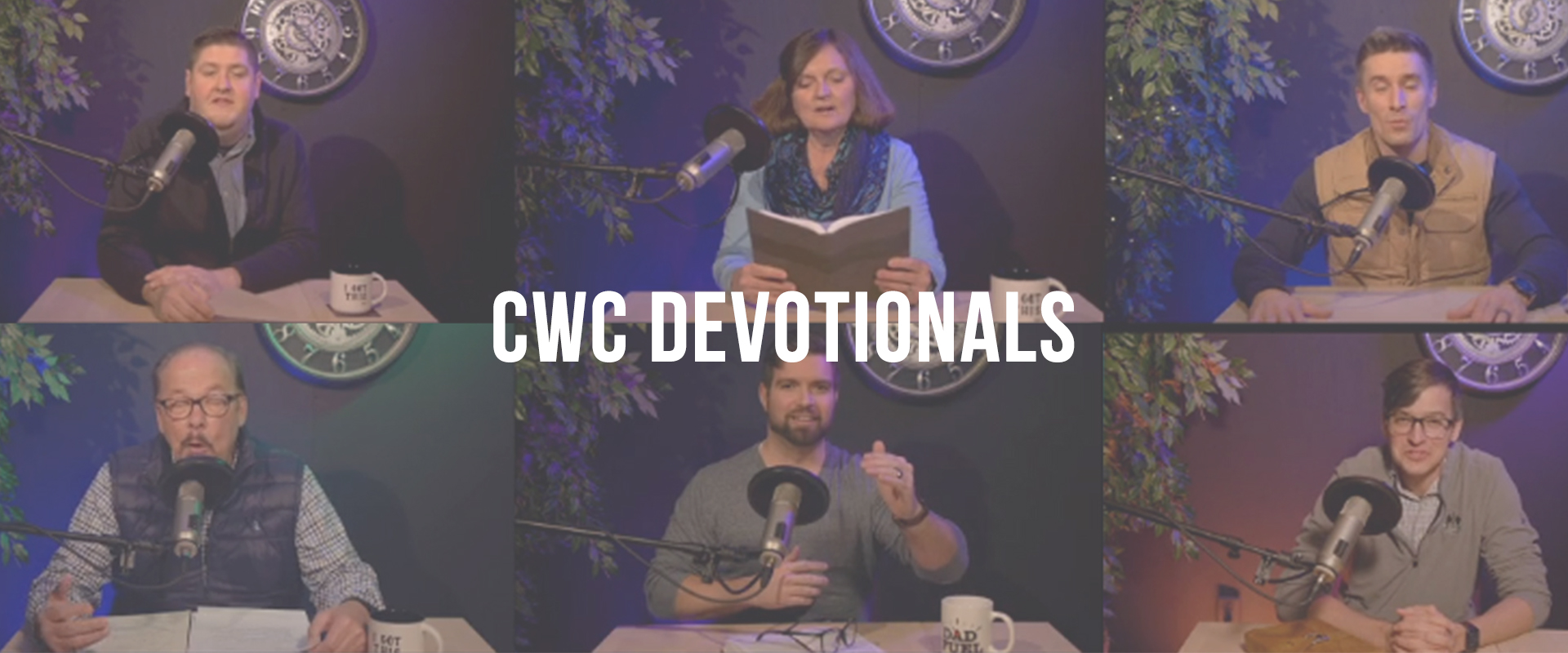 CWC Devotionals