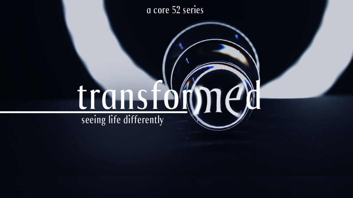 Tranformed Sermon Logo