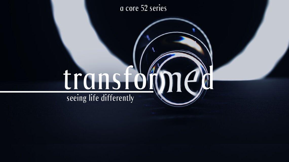 Tranformed Sermon Logo