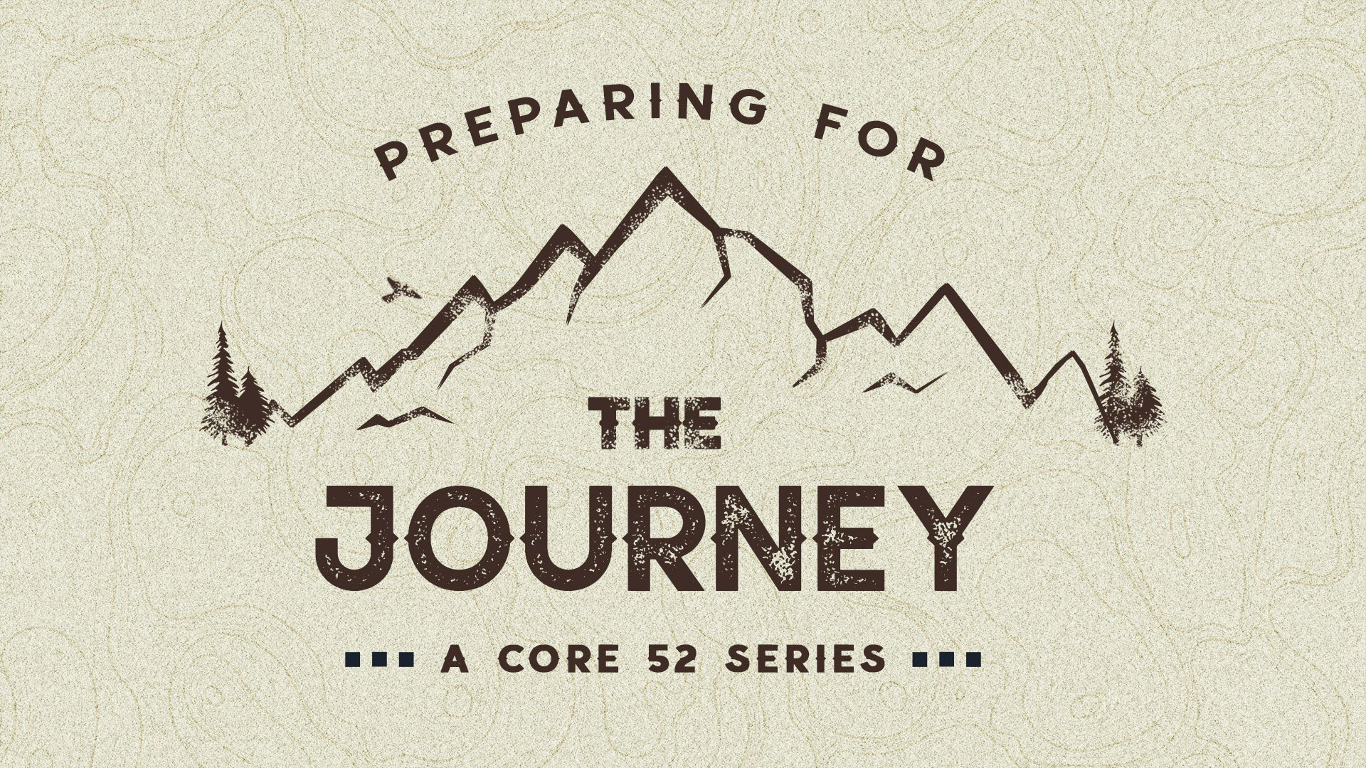preparing for the journey logo