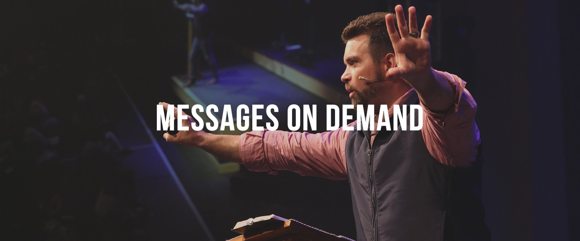 Messages On-Demand